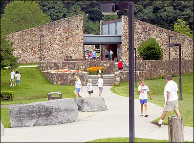 Rocky Gap Safety Rest Area North